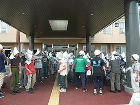 グループ活動の写真