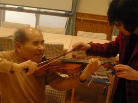 バイオリン愛好会