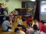 米山 武三 講師の写真